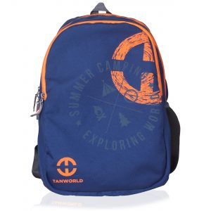Holden Nevy Blue- Economical Student Backpack