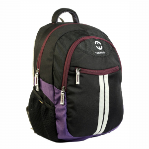 Ace Black- Stylish Laptop Backpack